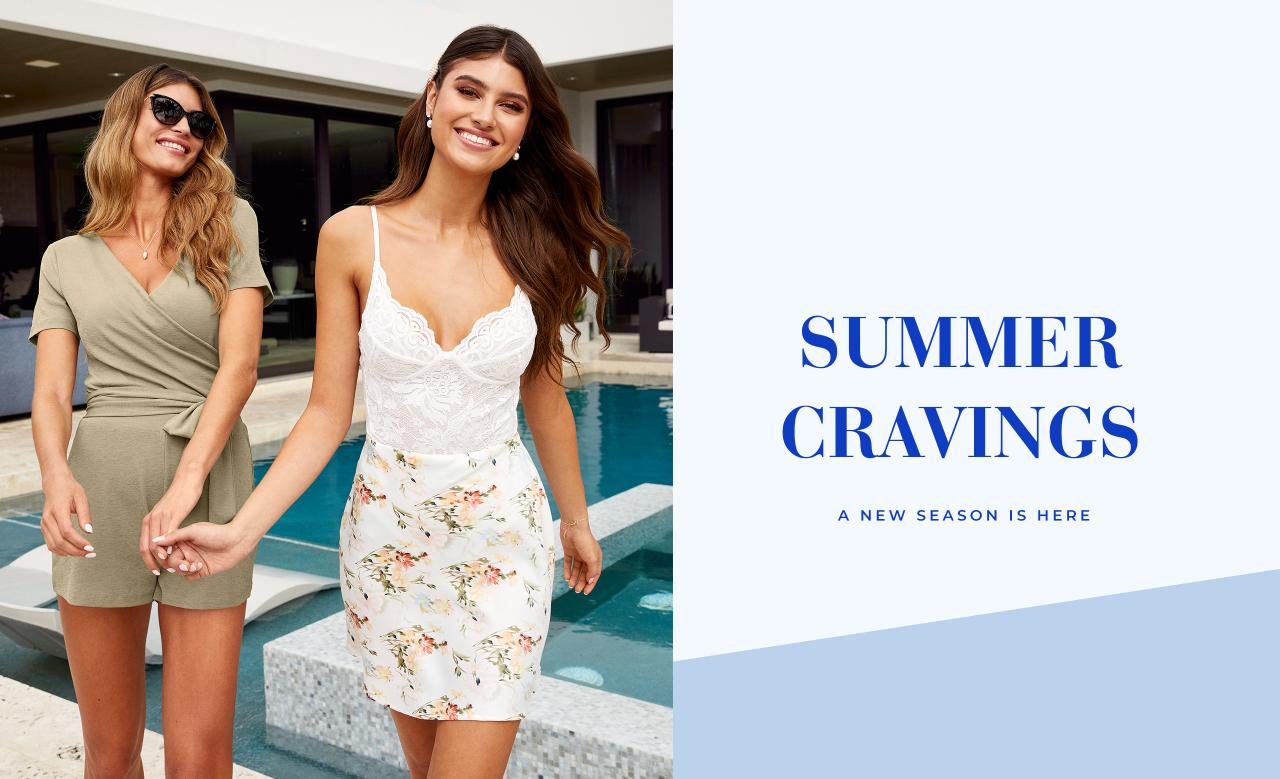 Shop sommerens nyheder