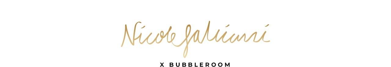 Nicole Falciani X Bubbleroom - shop kollektionen