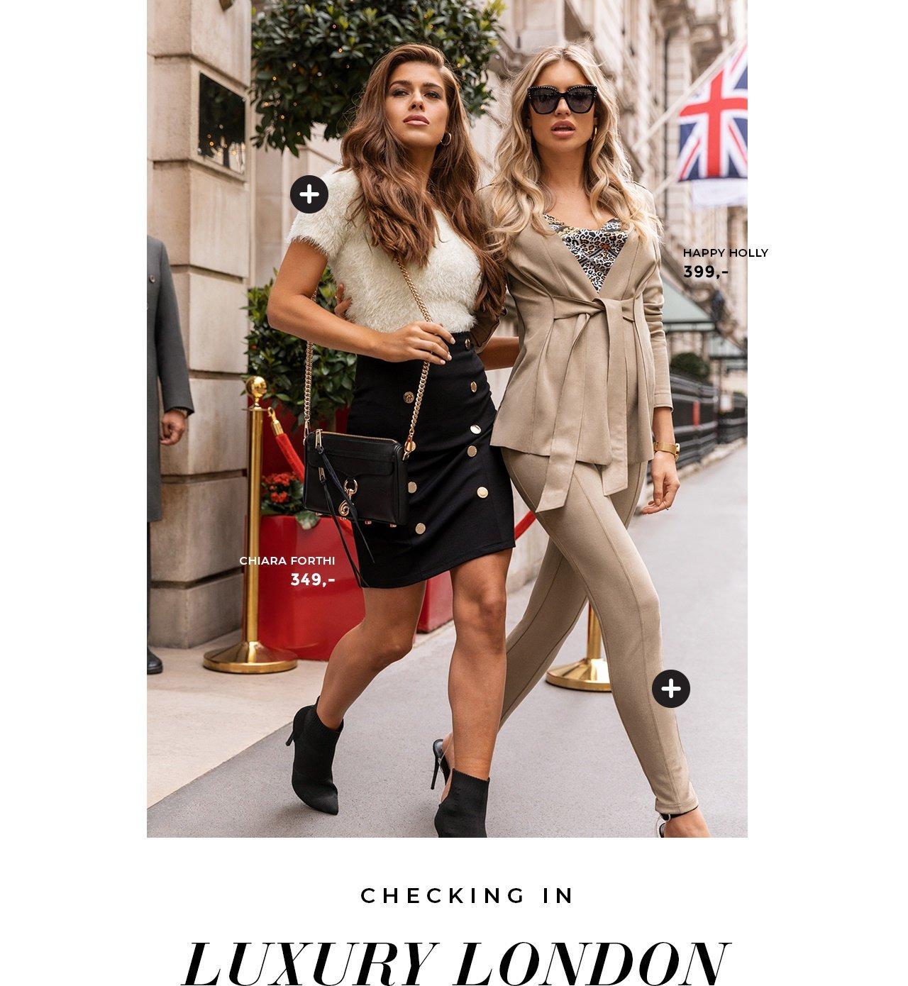 Shop nyheder fra Chiara Forthi & Happy Holly