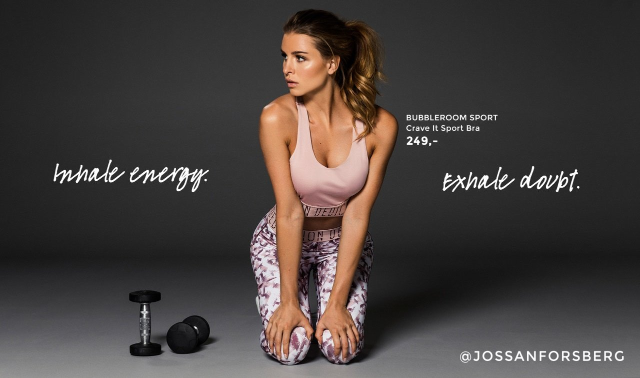 Bubbleroom Sport - Sport bra
