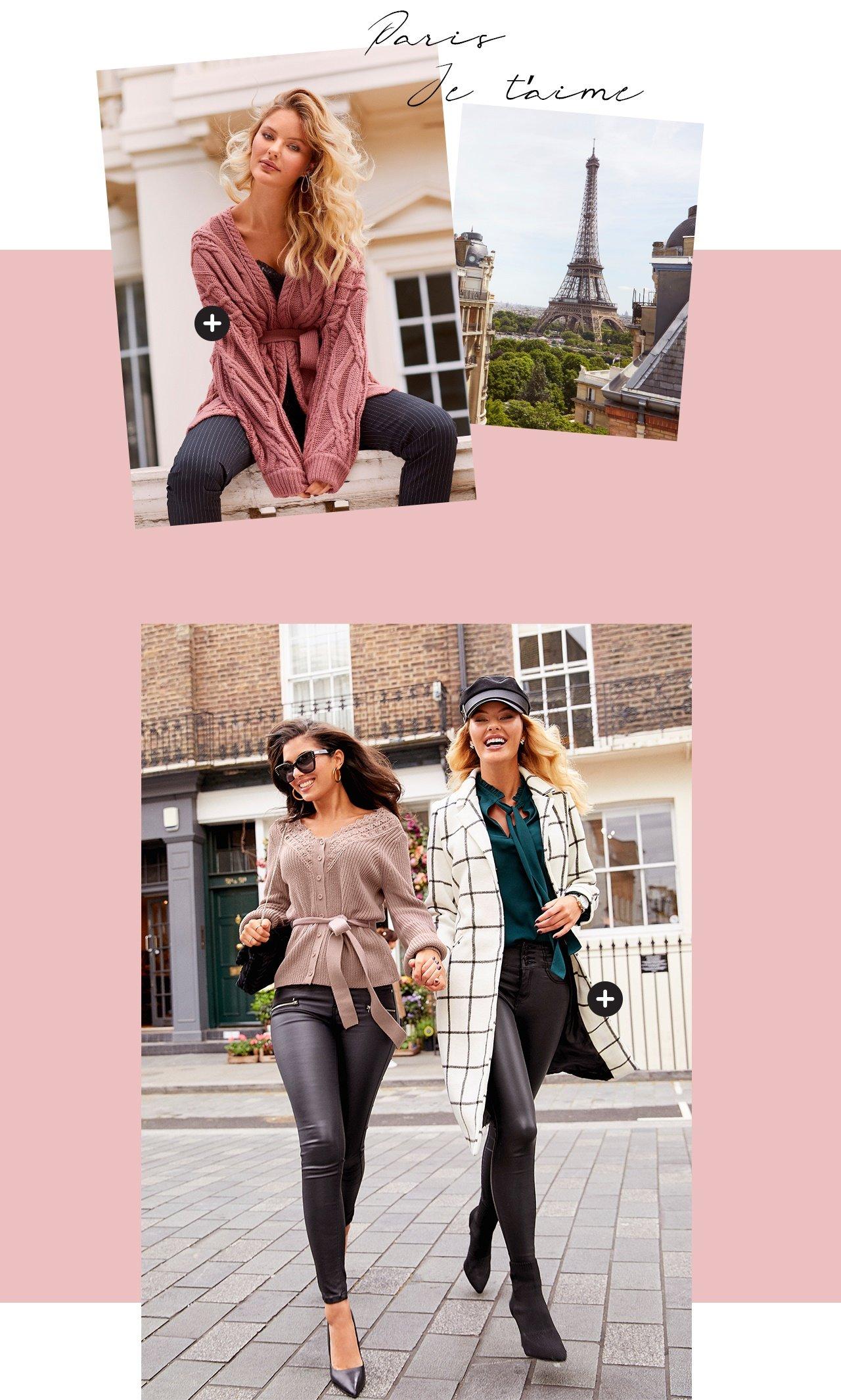 Her er efterårets mode must haves, der skaber det perfekte look til en glamourøs French Girl