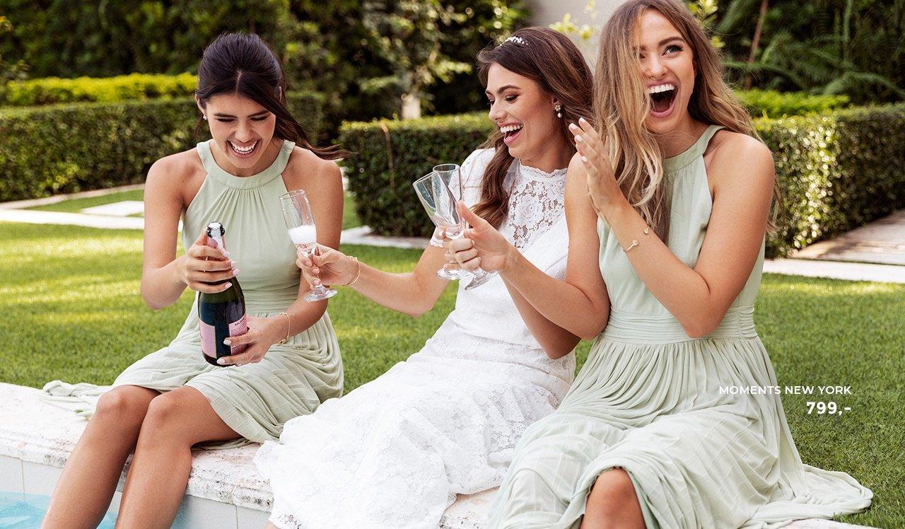 maxikjoler til bryllup