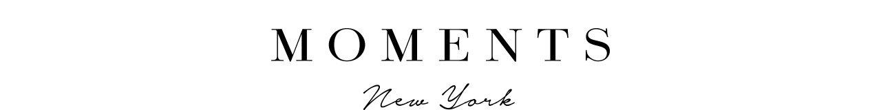 Moments New York - Exklusivt varumärke på Bubbleroom
