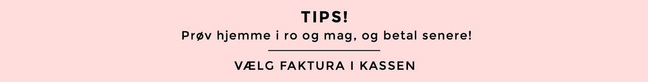 Tips! Betala med faktura