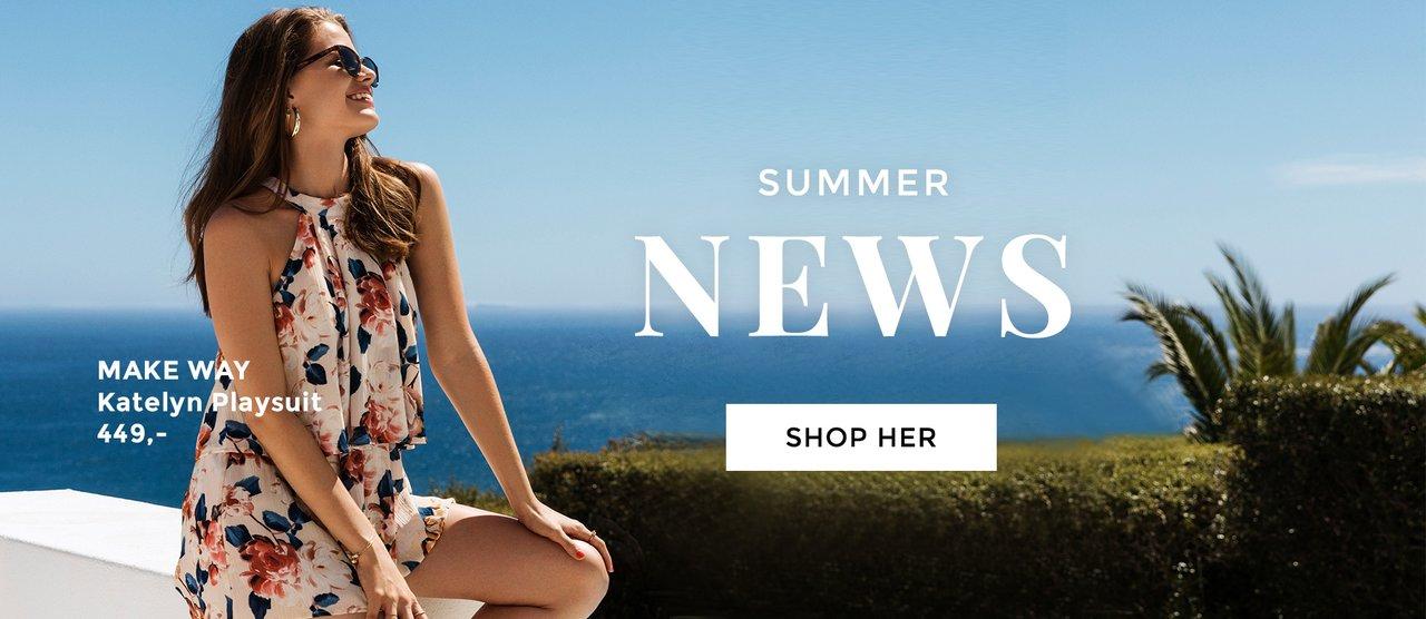 shop nyheder