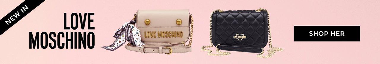 Moschino håndtasker