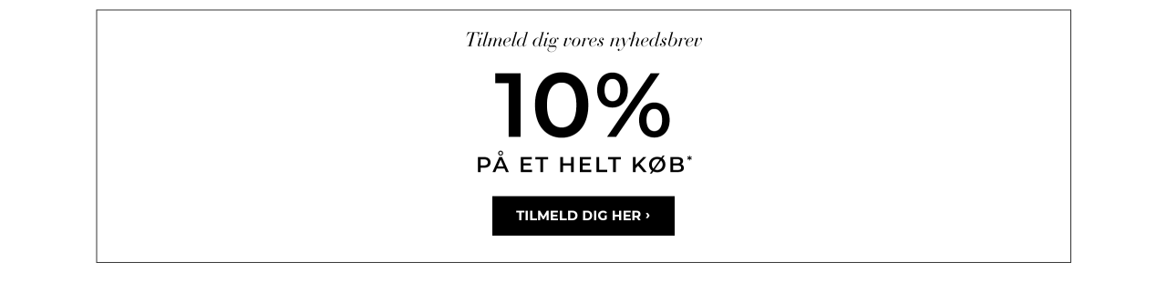 Bubbleroom rabat - 10% på et helt køb*