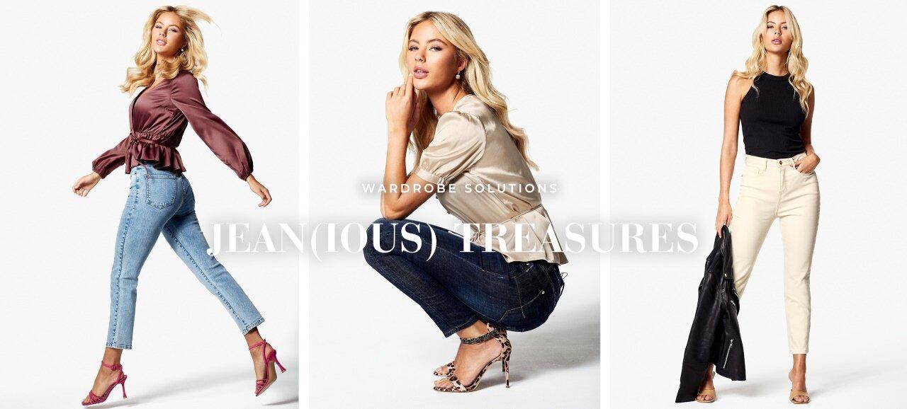 Shop jeans nyheder her
