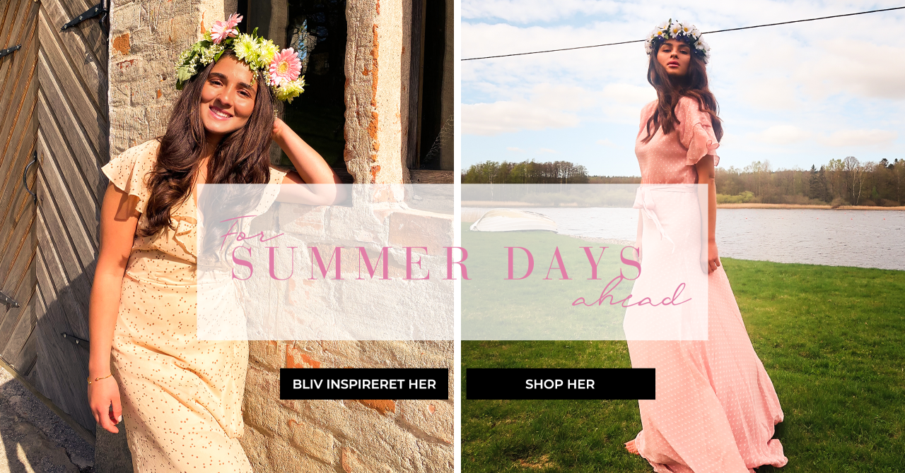 For summer days ahead - shop her