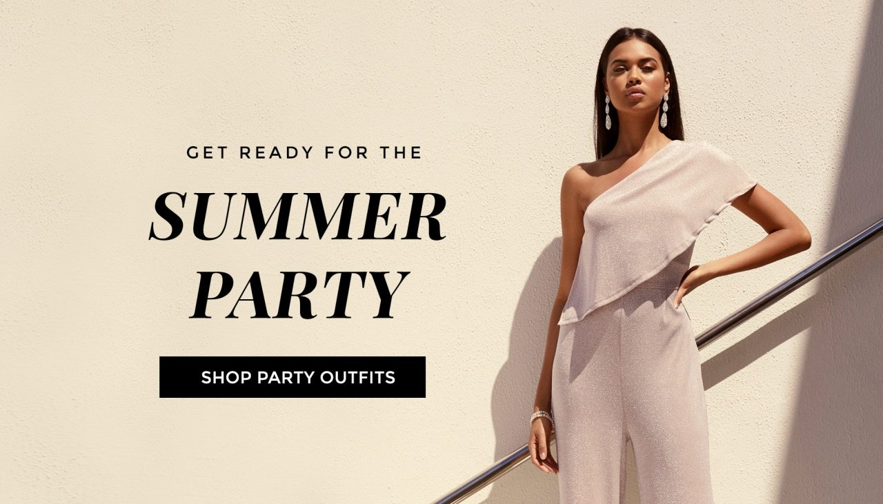 Summer party outfits