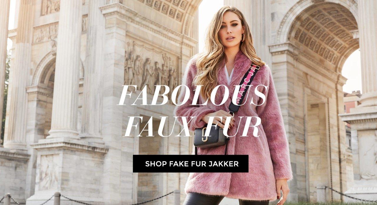 Fake Fur jakker
