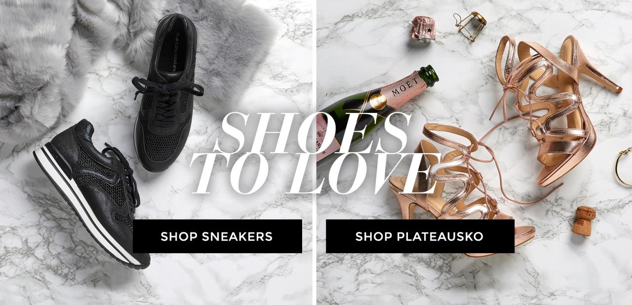 Shop sko