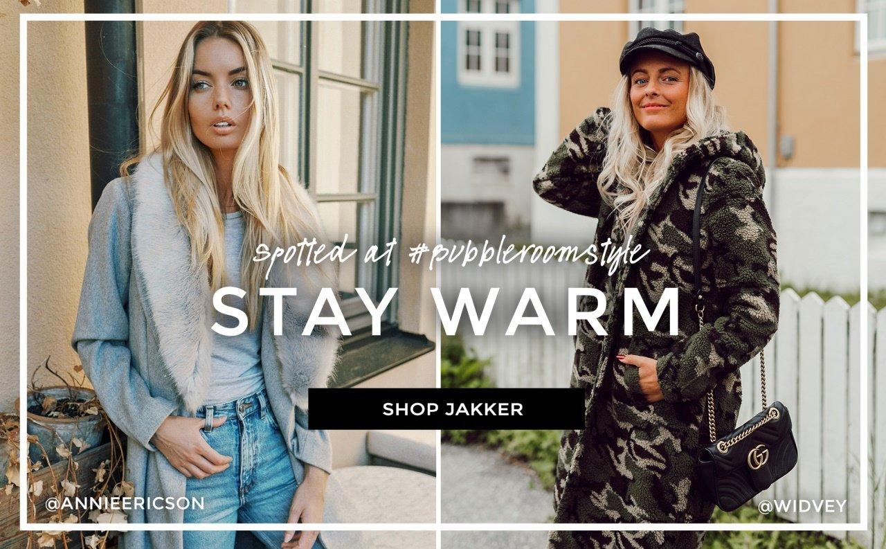 Shop jakker