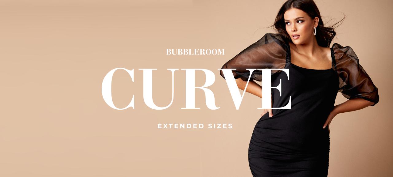 Shop fra Bubbleroom Curve