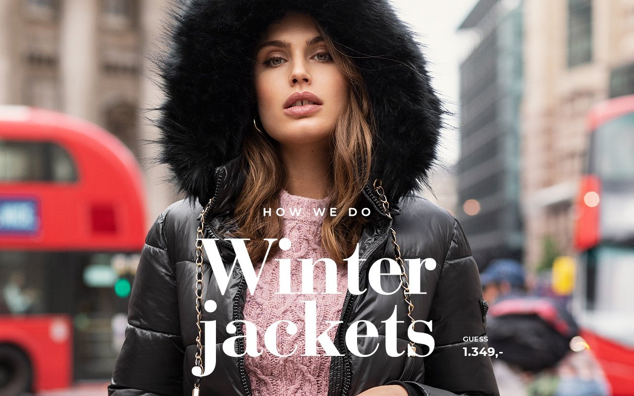 How we do winter jackets