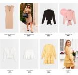 Feminine kjoler, blonder og fine toppe - Shop Alexandra Nilsson x Bubbleroom