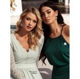 Wendolyn gown - Chiara Forthi og Edina prom dress -Bubbleroom