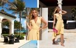 Feminin kjole fra Chiara Forthi