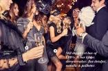 Dila partytop og bukser fra Bubbleroom