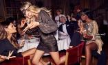 Ygritte kjole og Lettina festkjole i paillet