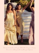 Kjoler fra Moments New York og Bubbleroom