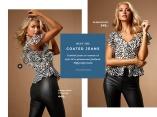 Superflotte coated jeans fra 77thFlea match med t-shirt eller en trendy bluse