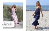 Shop Carolina Gynning Flouncy Lace og Chiara Forthi Cherie Tie sød maxikjole