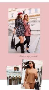 Sæsonens mode must haves går hele vejen fra fransk inspirerede tern og chikke toppe til luksuøse etuikjoler, glamourøs faux fur og accessoires, du ikke kan undvære.