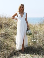 shop hvide sommerkjoler