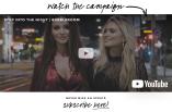 Se vår kampanjfilm på Youtube - Step into the night