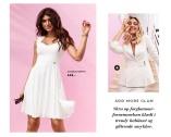 Hvide festkjoler og blazere