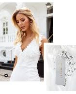 Oleana Wedding Gown - Den perfekte brudekjole fra Moments New york