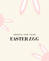 Sweets for your Easter egg - Shop her