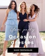 Shop kjoler till alle fester i sommer