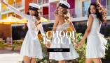 Party in white - Shop her!