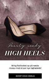 Shop high heels