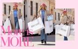 Never walk unnoticed - Shop her
