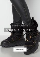 Vintersko - Shop her