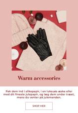 Warm accessories - Shop her
