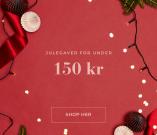 Julegaver for under 150 kr - Shop her
