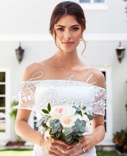 brudepigekjoler og bryllupstøj