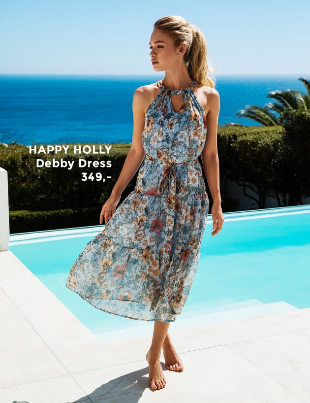 HAPPY HOLLY Debby Dress