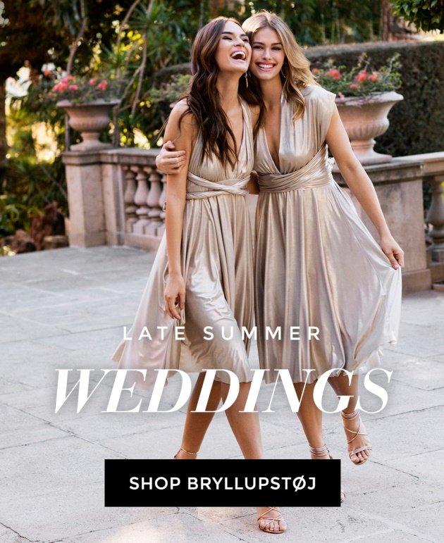 shop bryllupstøj