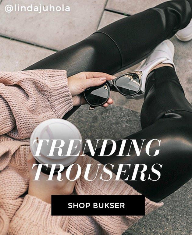 Shop trendige bukser