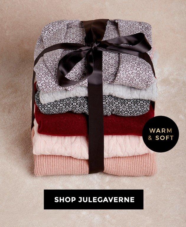 shop Julegaverne