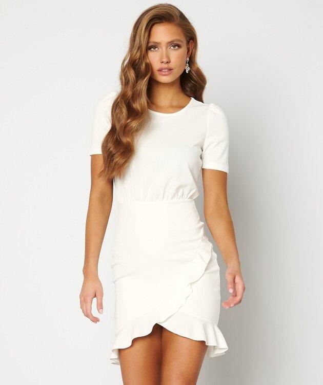 Shop hvide kjoler fra Bubbleroom