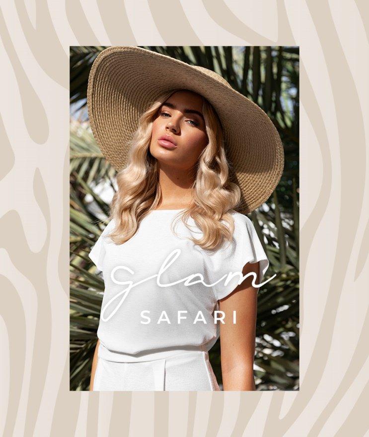 Safari trend - nye mønstre på kjoler