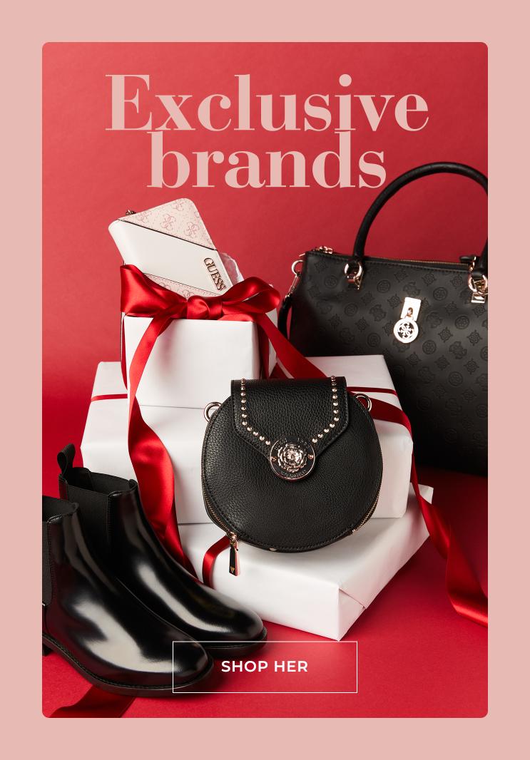 Luxury christmas presents - Shop her