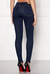 77thFLEA Miranda Push-up jeans Midnight blue Bubbleroom.dk