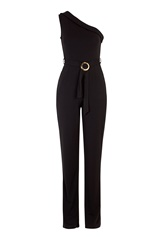 BUBBLEROOM Paris Jumpsuit Black